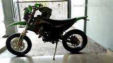 Cs1 Supermoto by Honda Cs1 Modif Supermoto