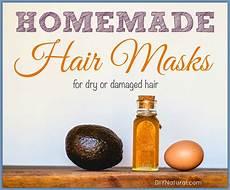best hair masks for dry damaged hair homemade hair masks for dry or damaged hair