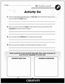 paper bag princess worksheets 15703 paper bag princess bonus worksheets grades 1 to 2 ebook bonus worksheets ccp interactive