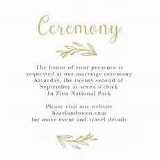 wedding reception cards and wedding ceremony cards by basic invite