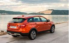Lada Vesta Sw Cross Review Lada Official Website