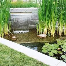 Wasser Als Dekoratives Und N 252 Tzliches Element Im Garten
