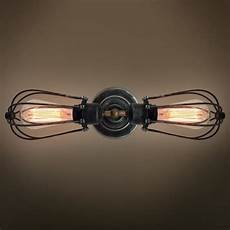 2 armed squirrel cage wall sconce westmenlights touch of modern