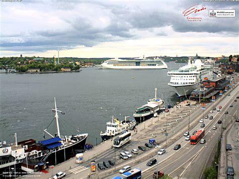 Webkameror Stockholm