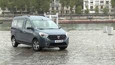 Dacia Dokker Ambiance - essai dacia dokker 1 5 dci 75 ambiance 2012