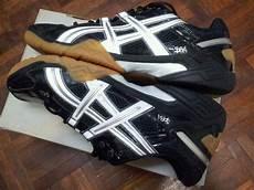 Kasut Badminton Asics Gel barang branded murah kasut indoor asics gel domain
