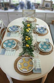 Table Setting by Ciao Newport Setting The Table Italian Style