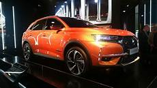 ds7 crossback suv new president macron has