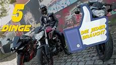 dinge die jeder braucht 5 dinge die jeder motorradfahrer braucht kriscom