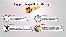 jazz cash charges bill payment through jazzcash nayatel