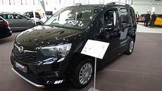 Opel Combo Xl - 2019 opel combo innovation 1 5 panorama exterior
