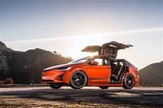 Tesla Model X 90d - unplugged performance 2016 tesla model x 90d drive