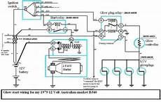 bj40 glow plugs not getting juice ih8mud