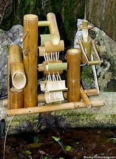 Fontaine En Bambou Garden