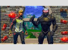 Drift and Omega Team Up to DESTROY TILTED TOWERS