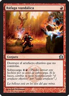 Finks Undying by Return To Ravnika Spoiler Rojo Sobre Magic The