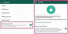 für whatsapp whatsapp account info mit teilbar und