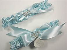 Personalized Wedding Garters