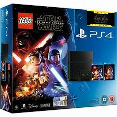 sony playstation 4 500gb includes lego wars the