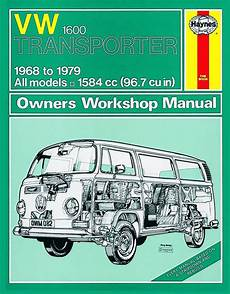 auto repair manual online 1988 volkswagen type 2 seat position control haynes workshop manual vw type 2 1600cc van