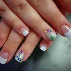 mardi gras simple nail art gallery
