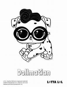 dollmatian malvorlagen lotta lol lol 220 berraschung serie