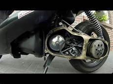 roller aerox entdrosseln distanzring entfernen