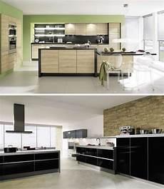 Contemporary Kitchen Interiors Modern Kitchen Design Inspiration Luxurious Layouts