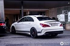 Mercedes 45 Amg Edition 1 C117 30 March 2015
