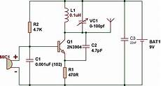 Fm Transmitter Circuit Diagram Schematic by Radio Why Does This Regenerative Receiver Not Just Turn