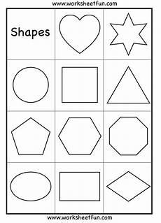 preschool shapes worksheet free printable worksheets worksheetfun