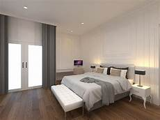 Gambar Desain Kamar Tidur Dengan Wallpaper Desain Rumah