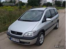 2003 Opel Zafira Okazja Car Photo And Specs