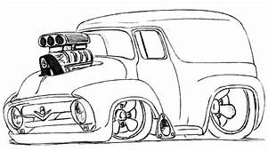 Muscle Chevy Cars Silverado Coloring Pages  Best Place To