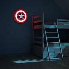 captain america light up wall shield captain america shield light up wall art with sound