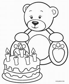 printable teddy coloring pages for cool2bkids
