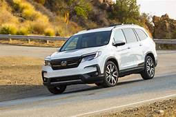 2019 Honda Pilot Ridgeline Recalled Over Airbag Issue