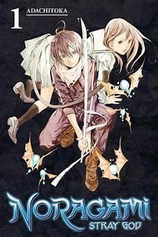 noragami volume 1 by adachitoka manga review mysf reviews