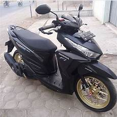 Honda Vario 150 Modifikasi by Modifikasi Vario 150 Simpel Minimalis