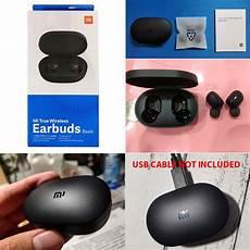 Original Xiaomi Redmi Airdots Earphones Global by Best Global Version Xiaomi Redmi Airdots Wireless