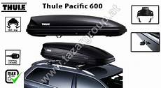 dachbox thule pacific 600 antracit autodachtraeger at