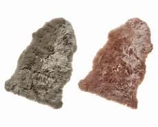 tukan 2 lammfell sitzkissen oder 1 lammfell teppich