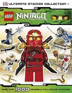 lego 174 ninjago ultimate sticker collection dk uk