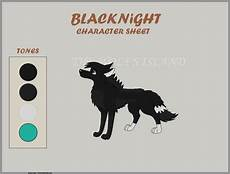 blacknight and quaru character sheet part 2 by