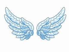 best clip of a simple wing tattoos illustrations