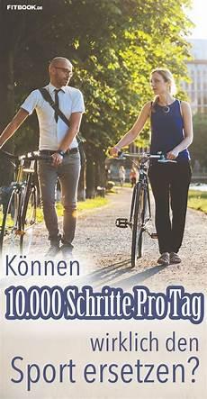 K 246 Nnen 10 000 Schritte Pro Tag Wirklich Den Sport Ersetzen