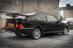 Ford Sierra RS500 Cosworth Sells For &163115K At Silverstone