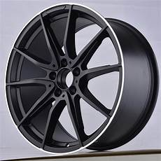 18 zoll felgen 18 inch 19 inch 5x112 black polished front and rear