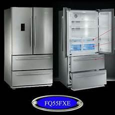 side by side kühlschrank billig smeg fq55fxe gefrierger 228 t k 252 hlschrank side by side