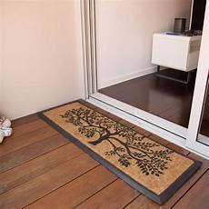 Door Outdoor Mat by Doormat 40x120cm Tree Of Coir Door Mat Outdoor